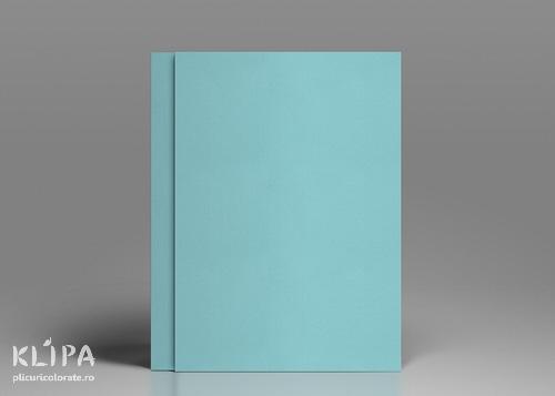 Carton colorat A4 albastru deschis 20 coli