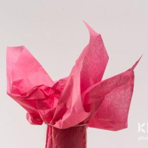 Hartie de matase - roz fuchsia - 24 buc