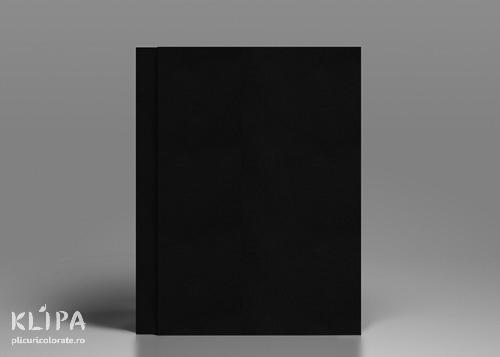 Carton colorat A4 negru 20 coli