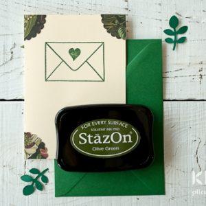 Tusiera StazOn Verde Olive