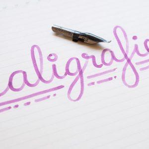 Penita caligrafie Ornament - 2mm