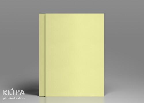 Carton colorat A4 galben deschis 20 coli