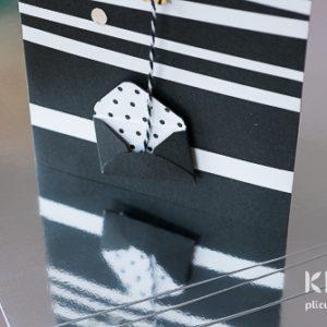 Carton argintiu tip oglinda - A4
