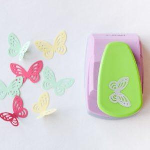 Perforator hobby - 4.5 cm - fluture